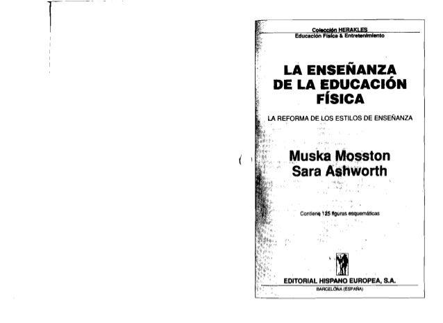 Libro muska-mosston-completo