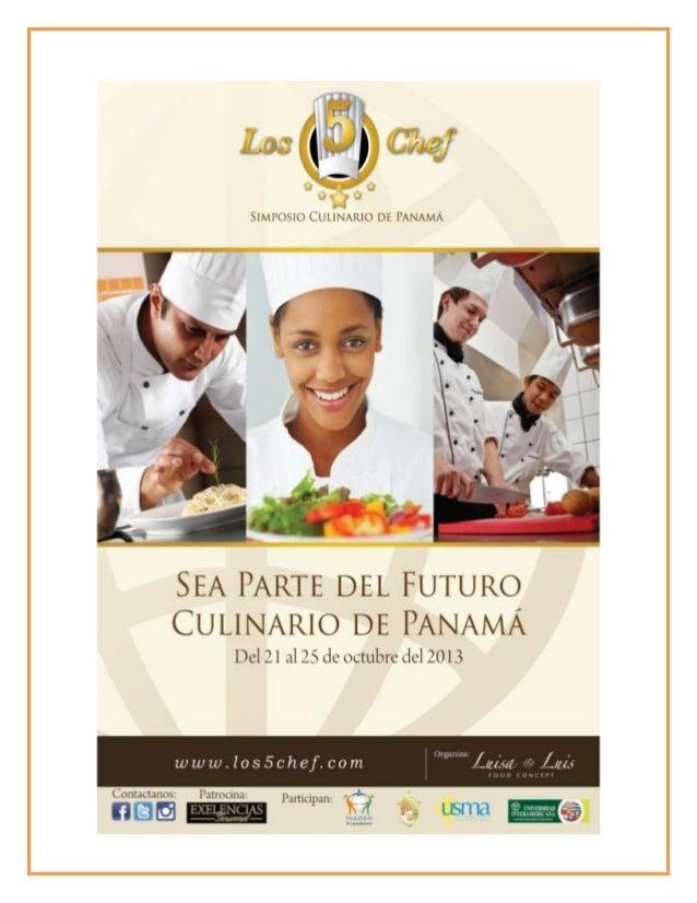 Introducción La culinaria o arte culinario es una forma creativa de preparar los alimentos y depende mucho de la cultura, ...