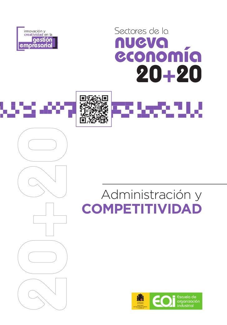 Libro administracion y competitividad 20 20
