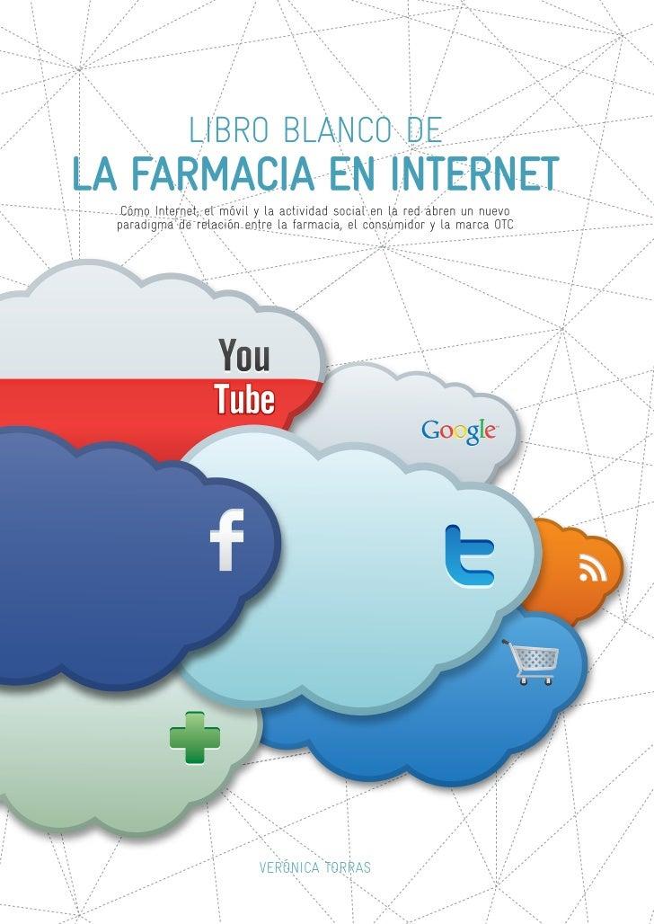 Libro blanco de la farmacia en internet