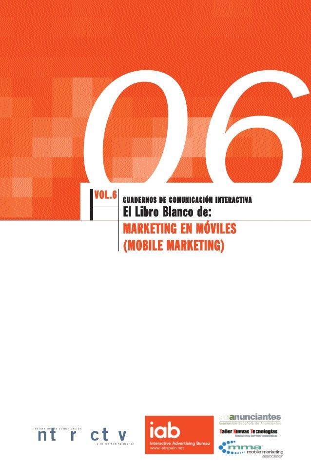 Libro blanco mobile marketing 2007 iab