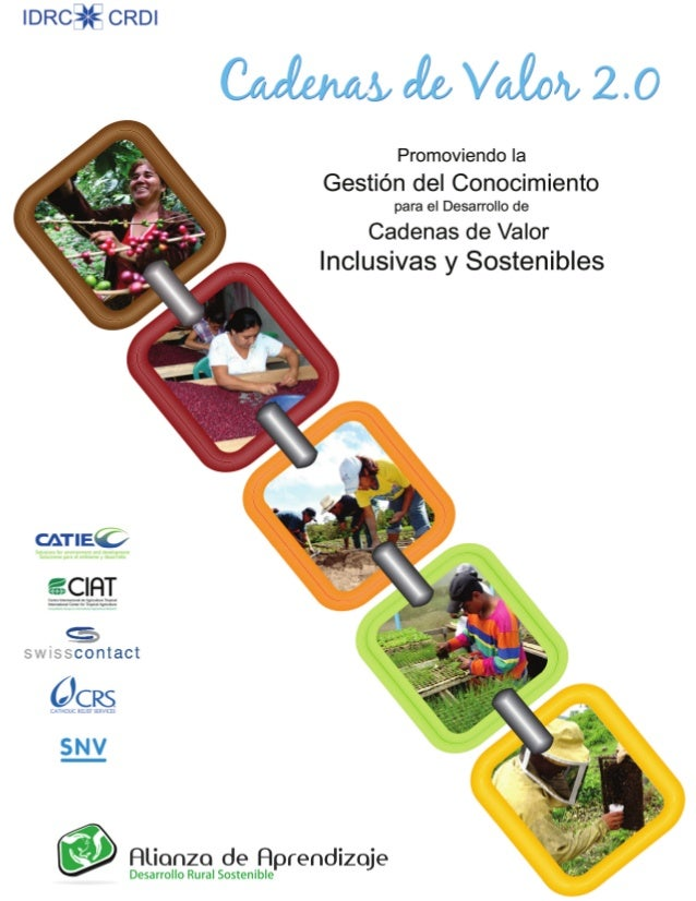 Cadenas de Valor 2.0 (Gestión del Conocimiento para el Desarrollo de Cadenas de Valor inclusivas y sostenibles)