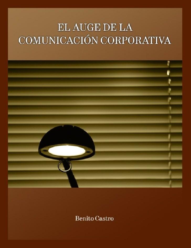 El Auge de la Comunicacion Corporativa