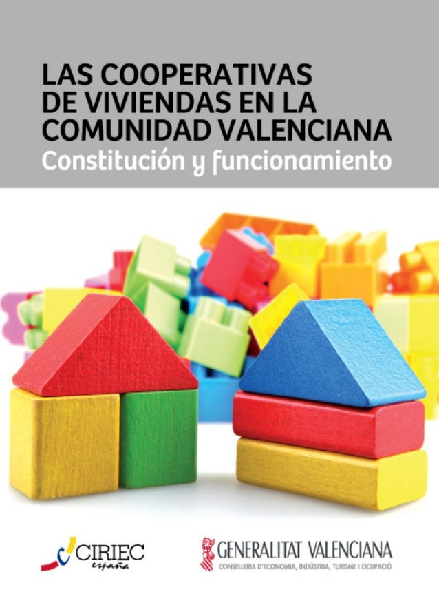LISTADO DE COOPERATIVAS DE VIVIENDAS