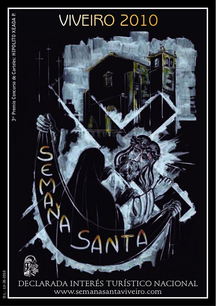D.L.: LU-26-2010                                        3er Premio Concurso de Carteles: HIPOLITO XEADA P.        www.sema...