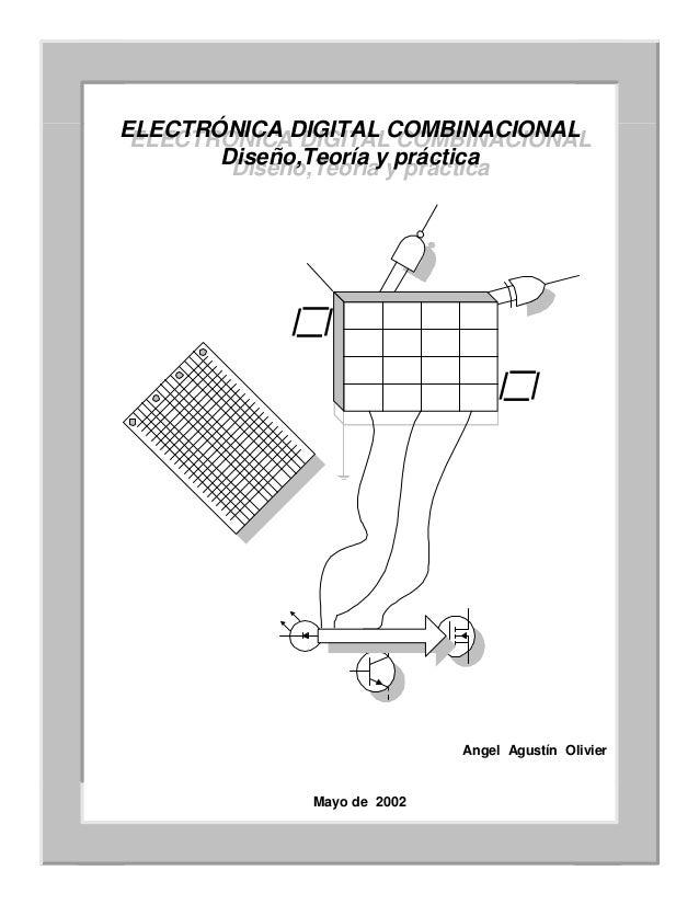 ELECTRÓNICA DIGITAL COMBINACIONAL Diseño,Teoría y práctica ELECTRÓNICA DIGITAL COMBINACIONAL Diseño,Teoría y práctica Ange...