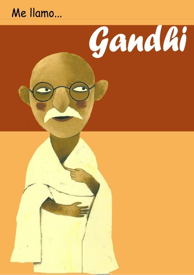 Libro de gandhi