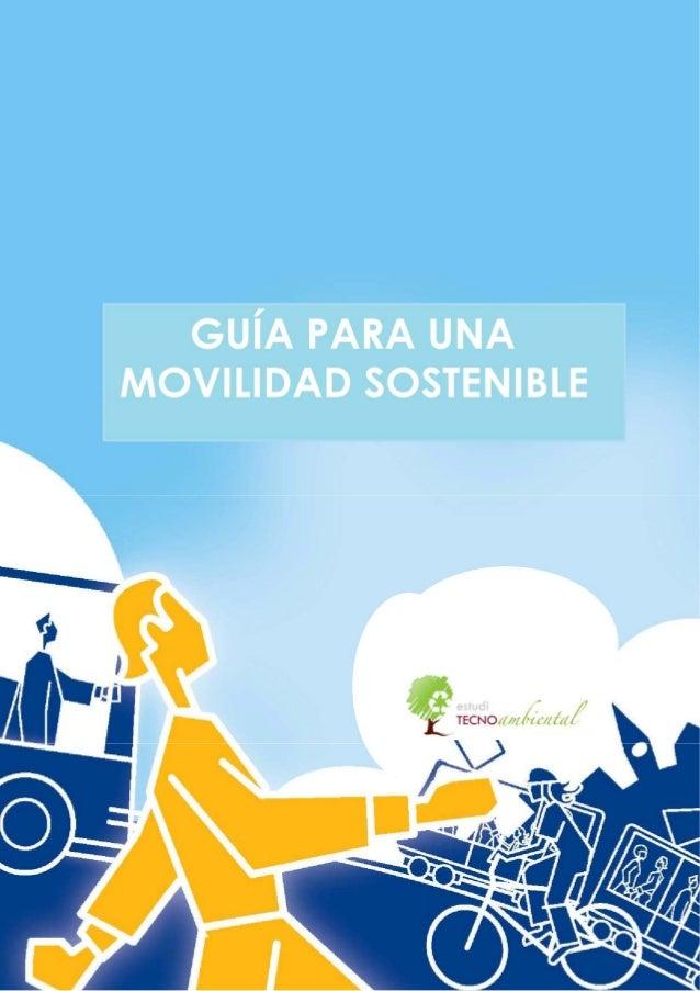 Libro Guía para una Movilidad Sostenible