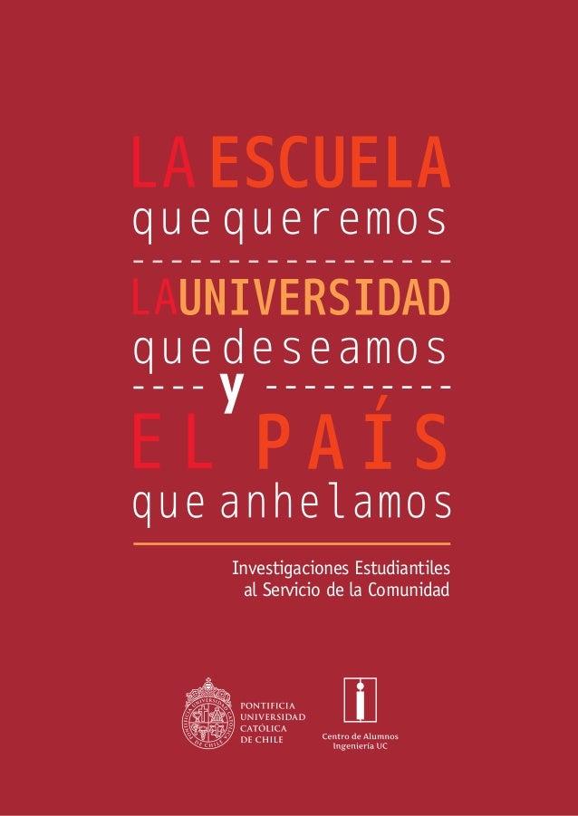 el pais universidad: