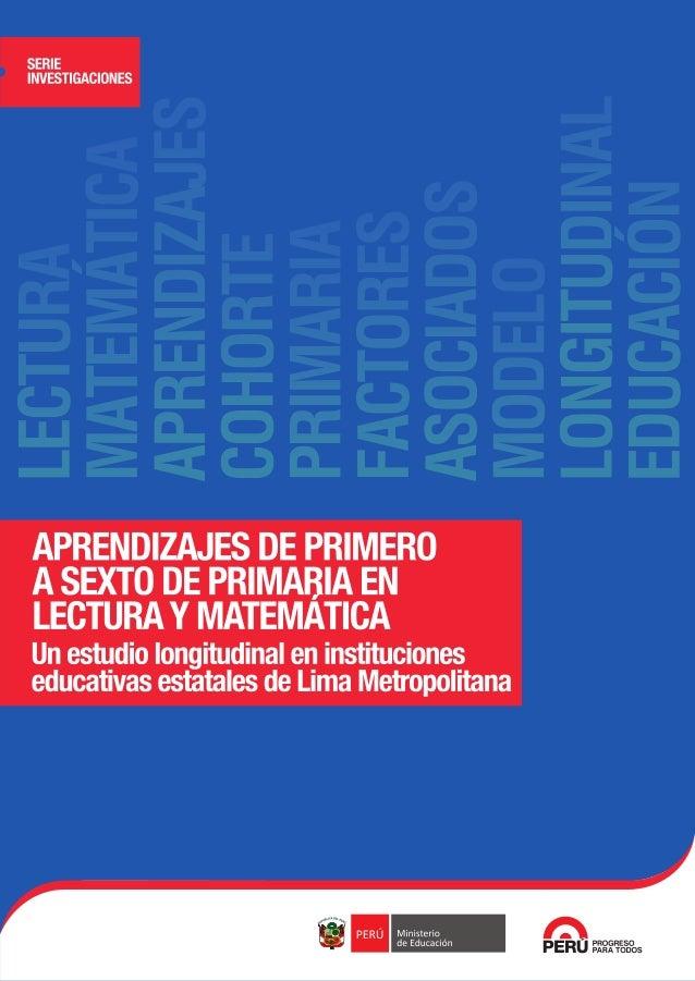 Jaime Saavedra Chanduví Ministro de Educación del Perú Juan Pablo Silva Macher Viceministro de Gestión Institucional Flavi...