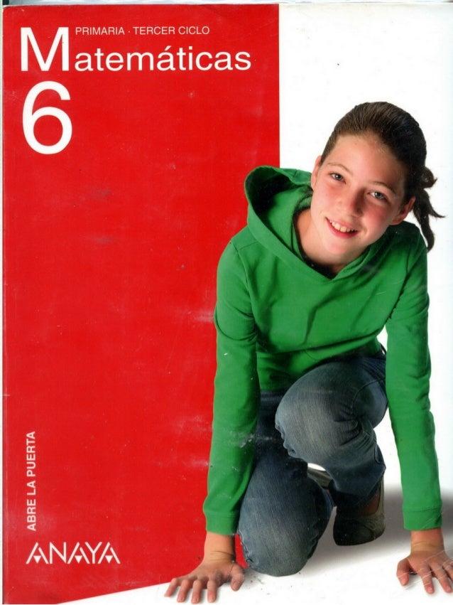 Libro De Mates De 5 De Primaria - newhairstylesformen2014.com