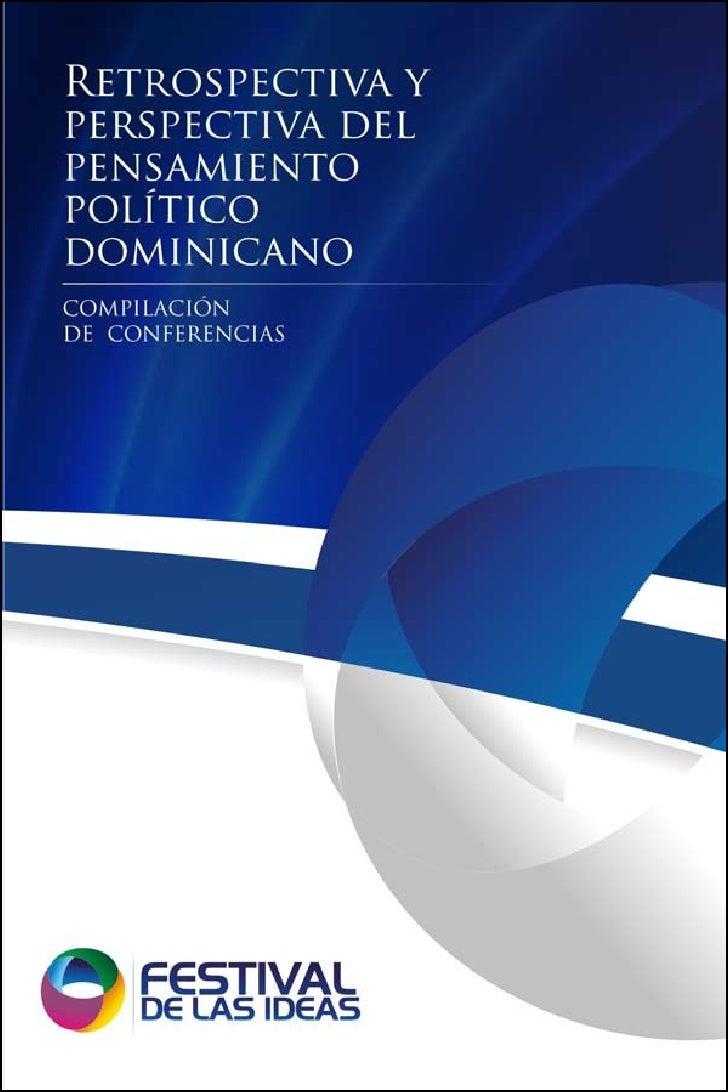Retrospectiva yperspectiva delpensamientopolíticodominicano