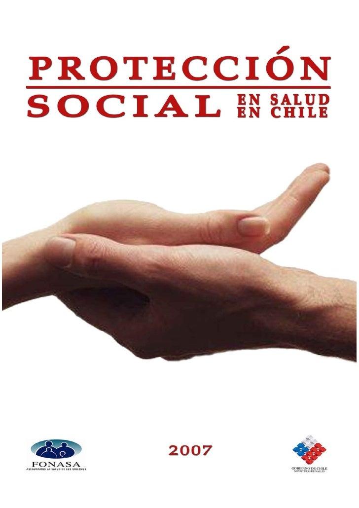 Libro Proteccion Social En Salud En Chile