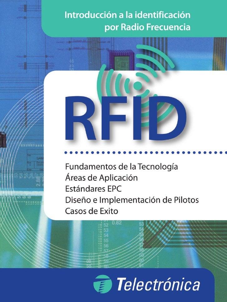 Introducción a la identificación por Radio Frecuencia - RFID                                                              ...