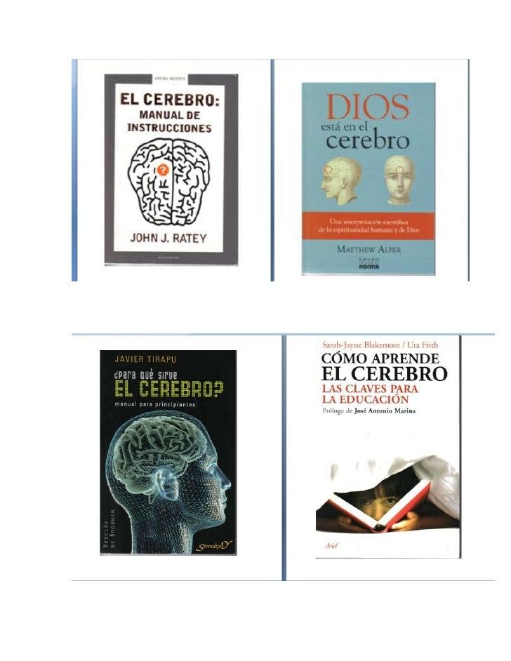 Libros Cerebro
