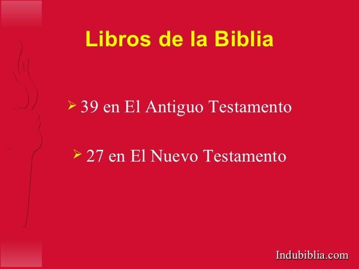 Libros de la biblia - Libros para relajar la mente ...