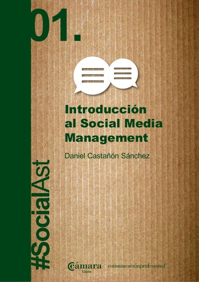 Manual de Introducción al Social Media #SocialAst #Asturias