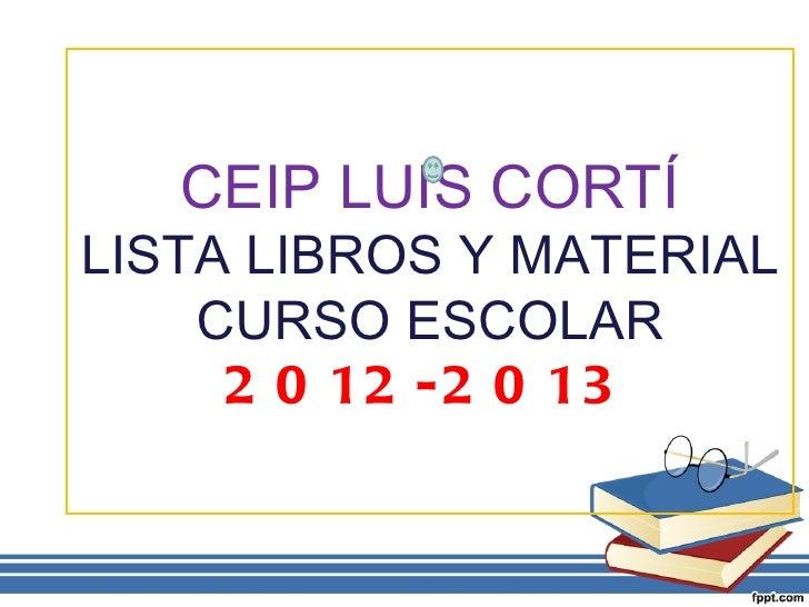 Libros ppts