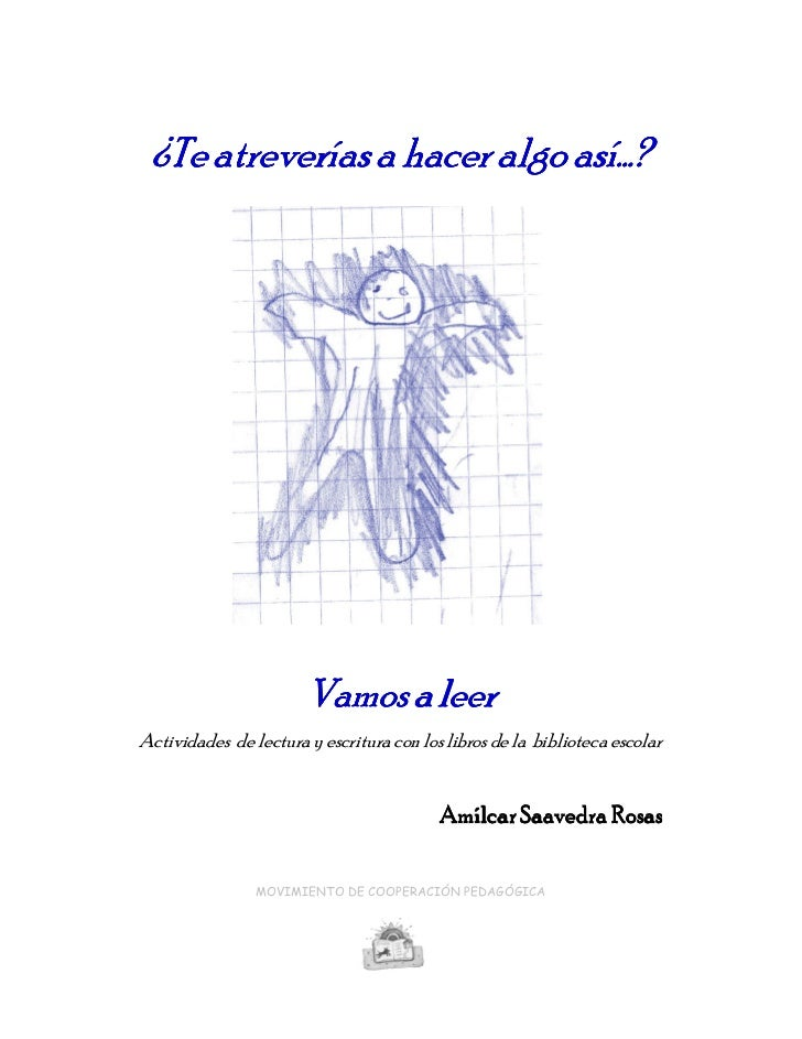 Libro te atreve+¡as a hacer algo as+¡. am+¡lcar