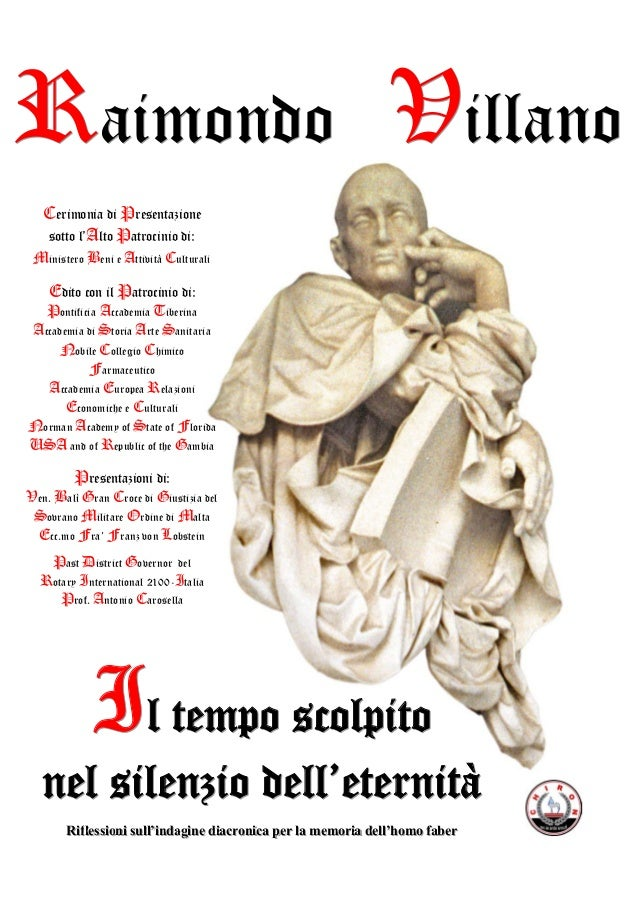 Raimondo Villano - La sede delle Epifanie divine nell'intreccio fra tempo ed eternità
