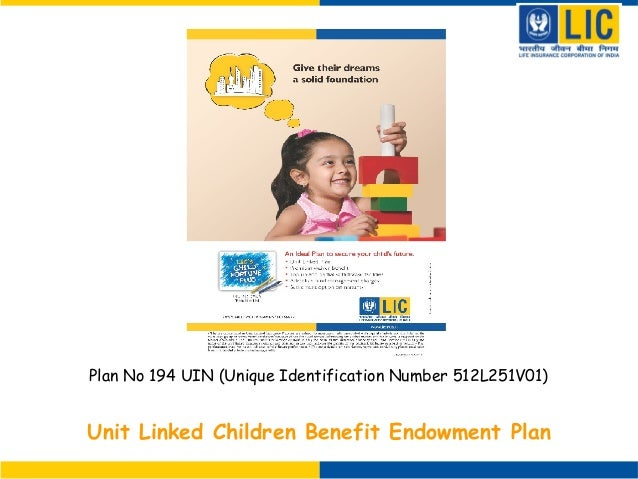 Lic child fortune plus   194