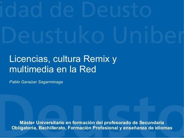 Licenciasremixmultimedia2009 100107093400-phpapp02