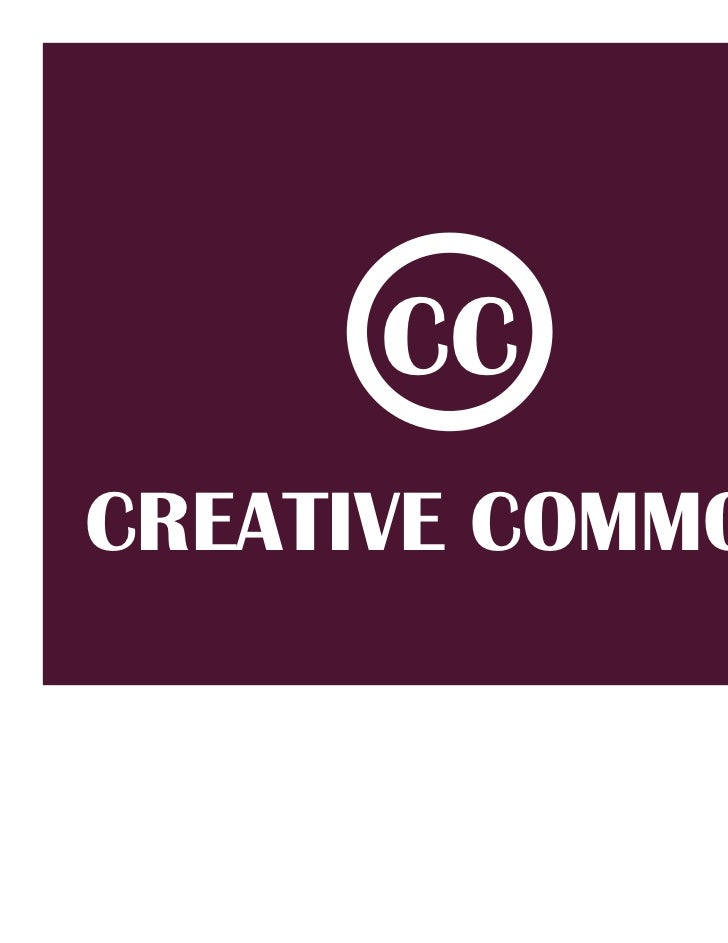 Creative Commons Cristina