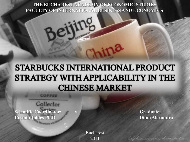 starbucks global marketing strategy case study