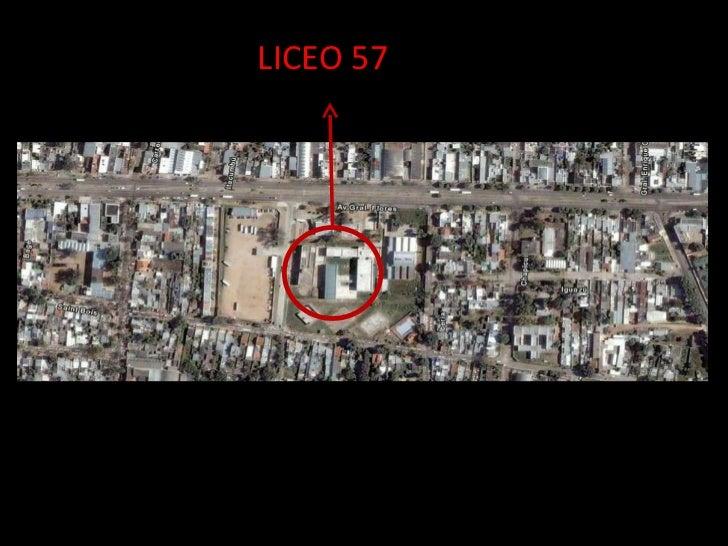 LICEO 57