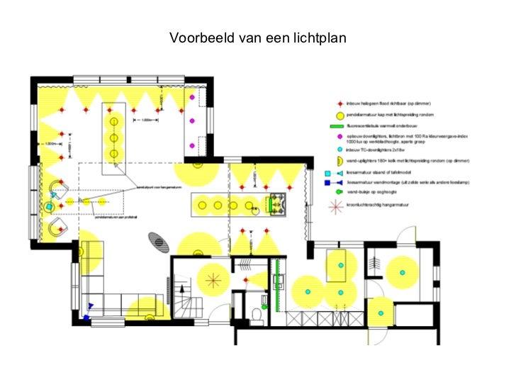 Stunning Verlichtingsplan Woonkamer Contemporary - Moderne huis ...