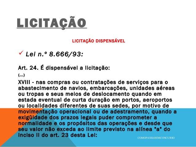 Artigo 40 lei 8666