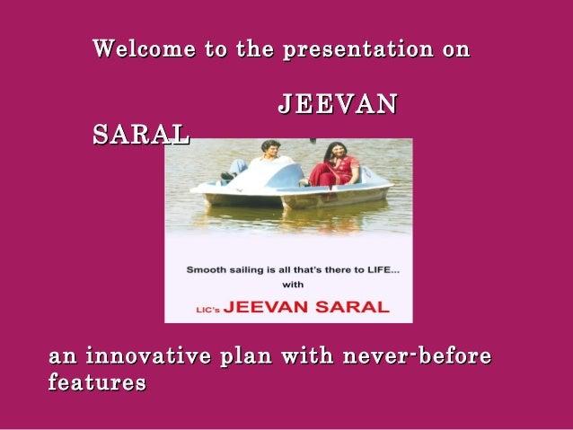 Lic jeevan saral 165 for Cj evans home designs