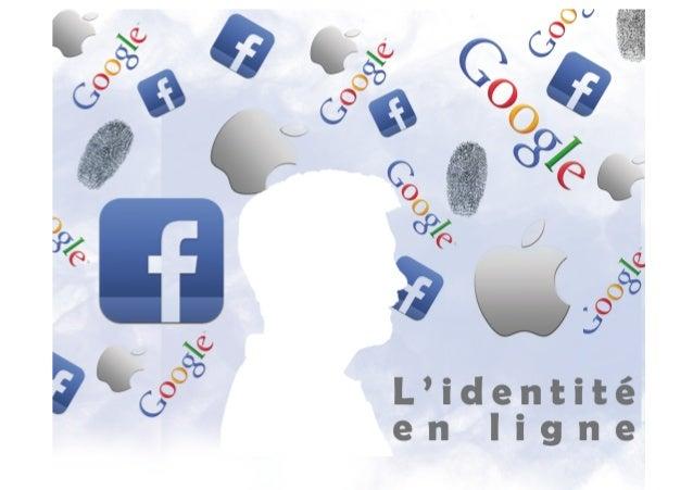 D E F I N I T I O N S     • Q        Qu'est-‐ce que l'iden/té en ligne ?                       une en/...