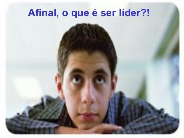 MANUAL DE LÍDER EM SALA DE AULA