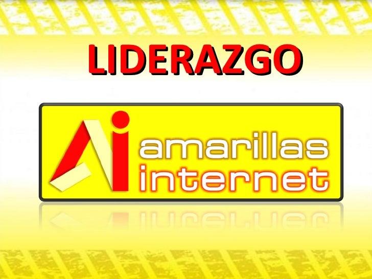 LIDERAZGO RED DE MERCADEO