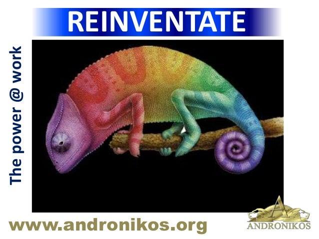 Liderazgo   Reinventandote