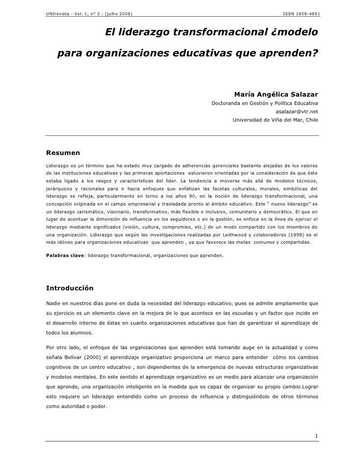 UNIrevista - Vol. 1, n° 3 : (julho 2006)                                                             ISSN 1809-4651       ...