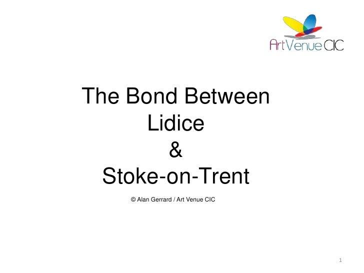 Lidice & Stoke-on-Trent for Schools