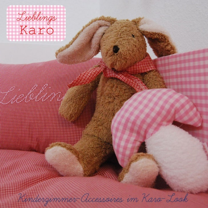 Lieblingskaro Katalog 2012/2013