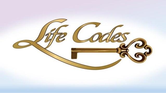 Life codes webinar slides