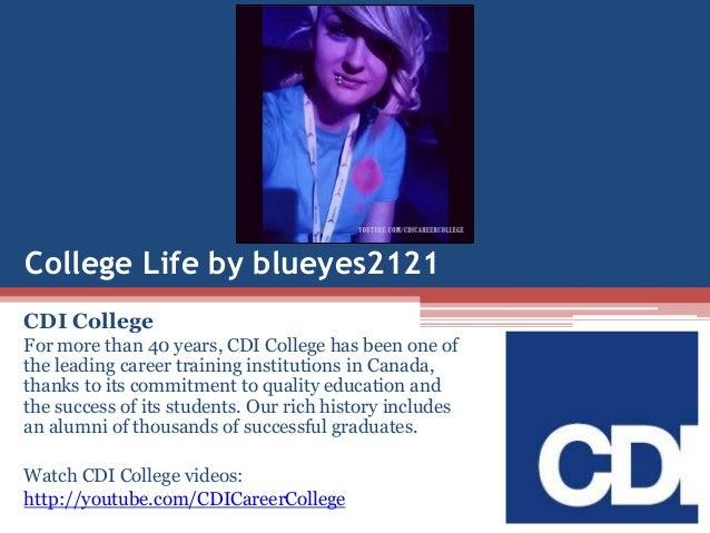 Life at CDI College on Instagram by blueyes2121 in Edmonton, Alberta