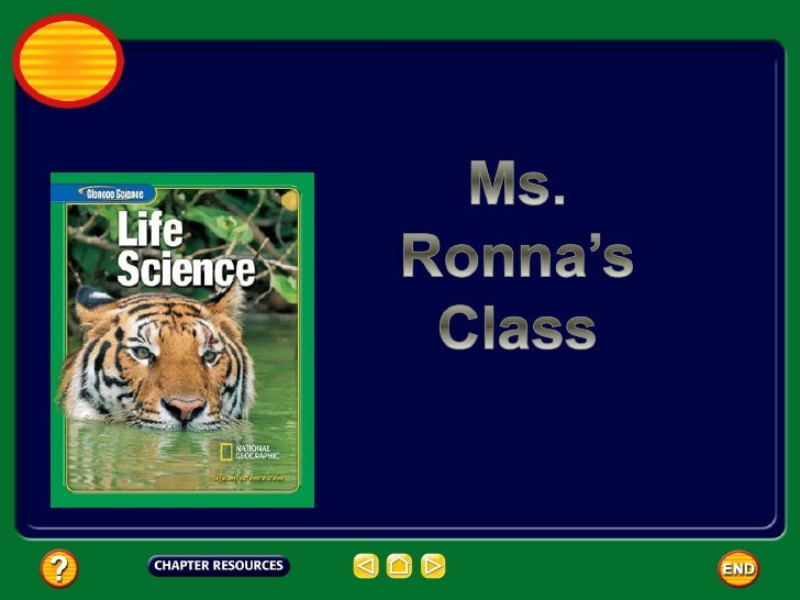 Life Science Chapter 14