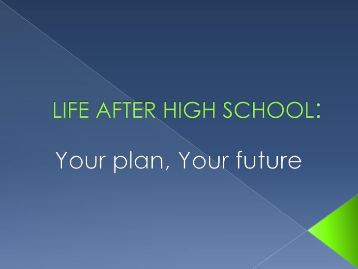 Merveilleux What Are Your Goals After High School Essay Helping To Prepare Your Teen  For Life After