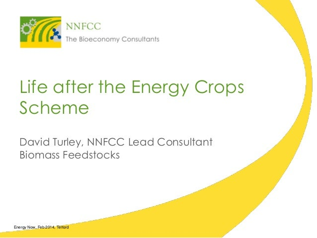Life after the energy crops scheme
