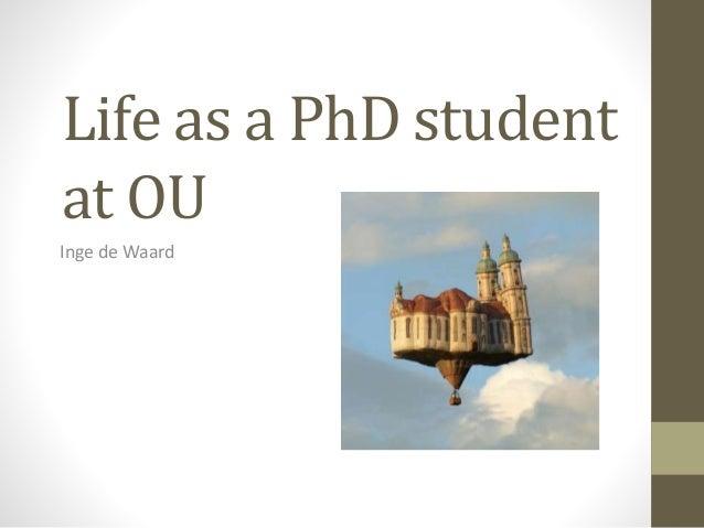 Ph.d student