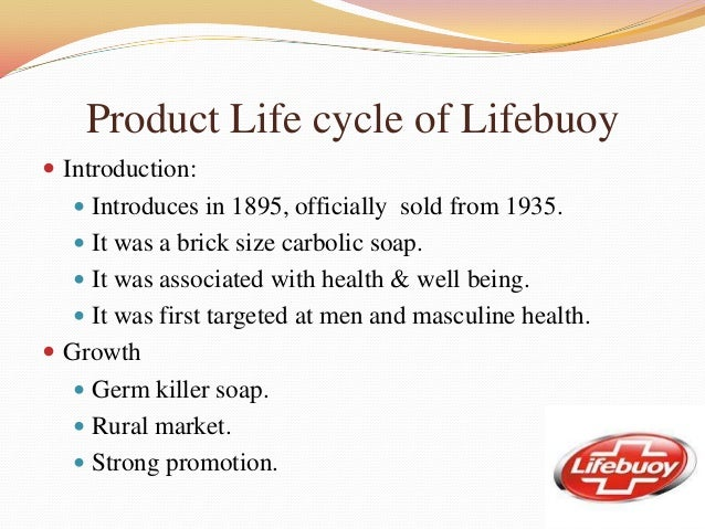 product life cycle of rin soap A new product progresses through a sequence of stages from introduction to growth, maturity, and decline this sequence is known as the product life cycle.