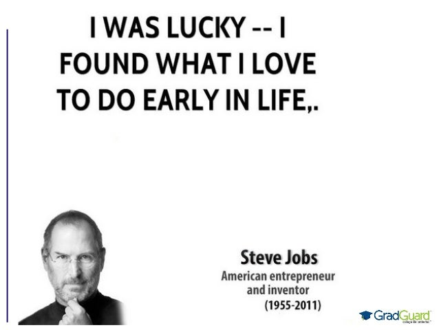 Creating a Life, Career & Passion for Entrepreneurship Your life and career are not a ladder…. They are the sum of your kn...