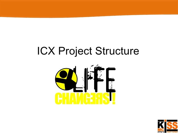 ICX Project Structure