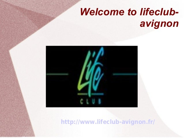 Welcome to lifeclub-avignon  http://www.lifeclub-avignon.fr/