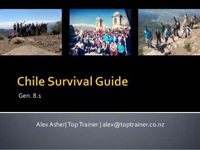 Gen. 8.1  Alex Asher| Top Trainer | alex@toptrainer.co.nz